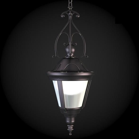 3DOcean 039 Street Light 6140448