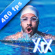 Swimming Breaststroke - VideoHive Item for Sale