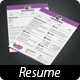 Simple Resume 3 + Cover Letter A4 and US Letter - GraphicRiver Item for Sale