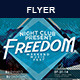 Freedom Music Fest Flyer - GraphicRiver Item for Sale