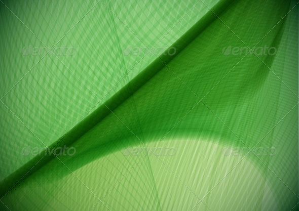 GraphicRiver Green Abstract Background 6143563