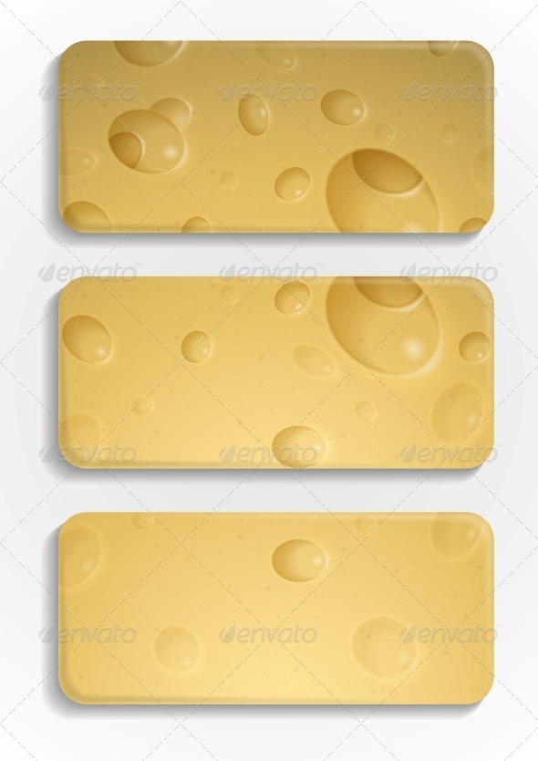 GraphicRiver Yellow Cheese Background 6147479