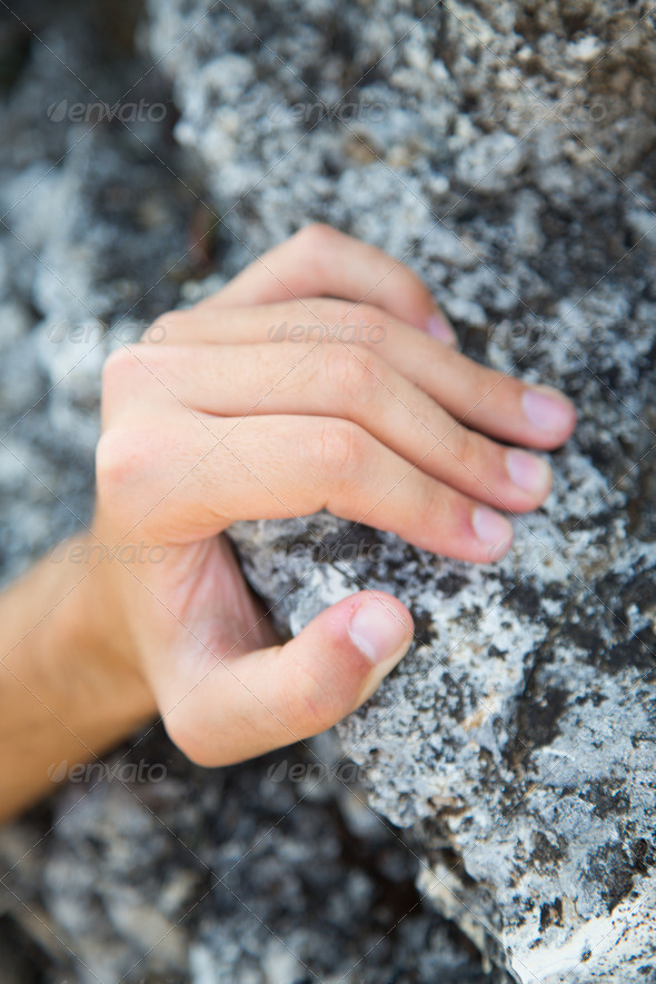 Climber - Stock Photo - Images