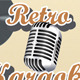 Retro Karaoke Flyer - GraphicRiver Item for Sale