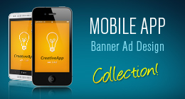 Mobile Banner Ad Design