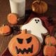 Freshley baked cookies for halloween fun - PhotoDune Item for Sale