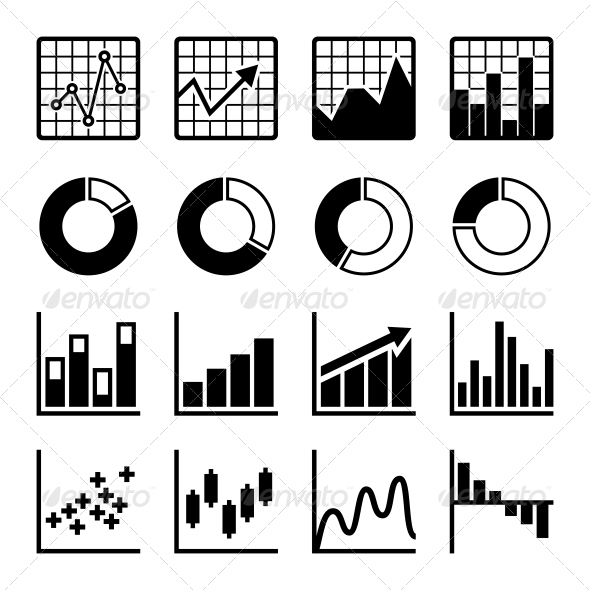 GraphicRiver Business Infographic icons 6153083