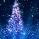 Christmas Tree Glitters - VideoHive Item for Sale