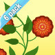 Flower pack II (floral animation) - ActiveDen Item for Sale