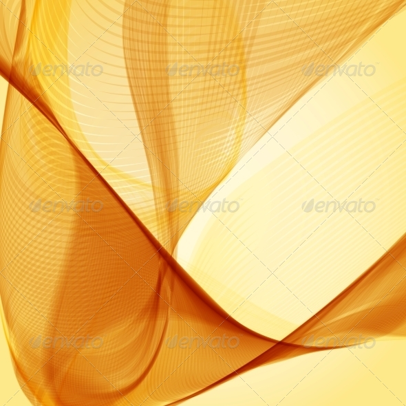 GraphicRiver Yellow Abstract Background 6154228