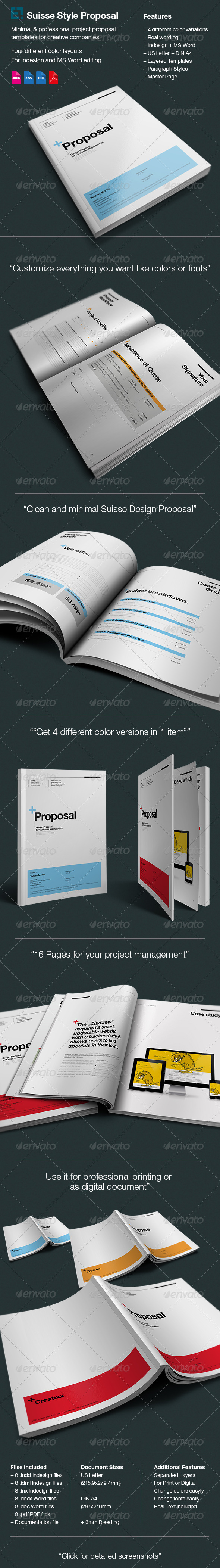 GraphicRiver Proposal Template Suisse Design 6119704