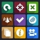 Multimedia Flat Icons Set 5 - GraphicRiver Item for Sale