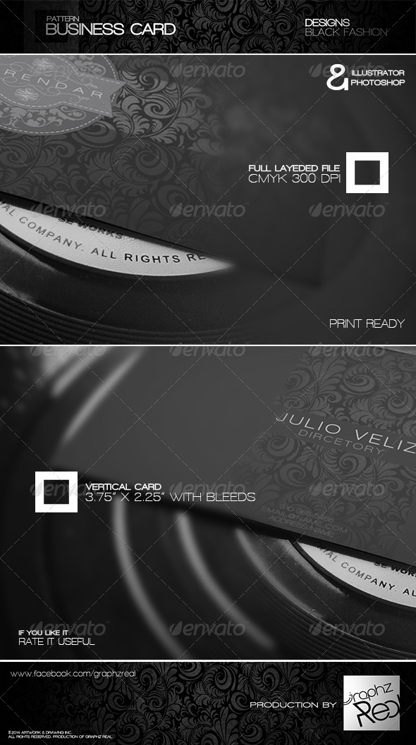 GraphicRiver Business Card 006 6156703