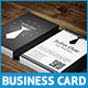 Vertical Business Card 01 - GraphicRiver Item for Sale