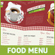 Restaurant Menu Design - GraphicRiver Item for Sale