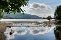 Cloud reflections in Coniston Water - PhotoDune Item for Sale