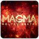 Magma - Cd Cover - GraphicRiver Item for Sale