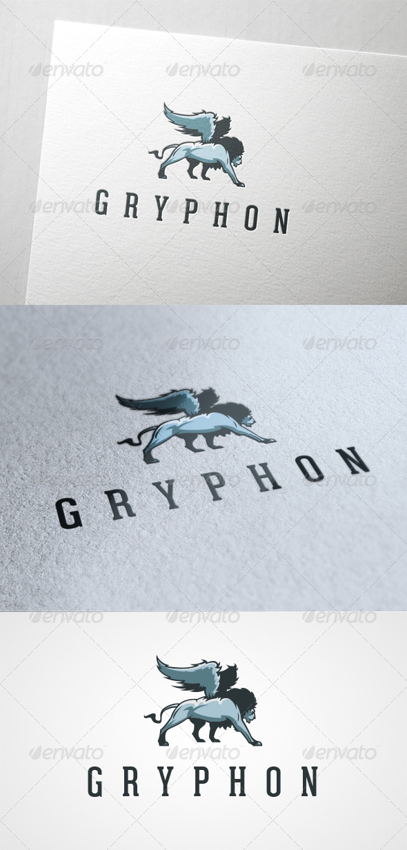 GraphicRiver Gryphon 6159940