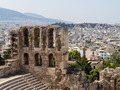 Herodus Atticus in Acropolis Athens - PhotoDune Item for Sale