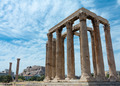 Temple of Zeus with Acropolis - PhotoDune Item for Sale