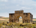 Ruins at Volubilis Morocco - PhotoDune Item for Sale