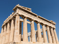 Detail of columns of Parthenon in Athens - PhotoDune Item for Sale