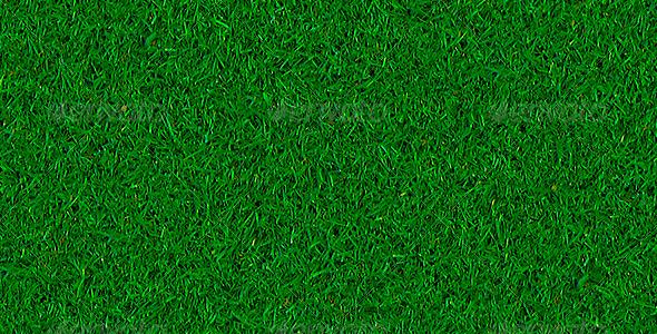 3DOcean Short Realistic Grass 6160797