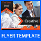 Business Flyer Template 8 - GraphicRiver Item for Sale