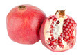 Ripe pomegranate fruit - PhotoDune Item for Sale