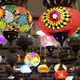 turkish traditional multicolored lamps - PhotoDune Item for Sale