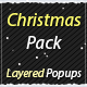 Christmas Pack for Layered Popups - CodeCanyon Item for Sale