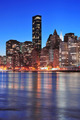 New York City Manhattan midtown skyline - PhotoDune Item for Sale
