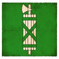 Grunge flag of St. Gallen (Switzerland) - PhotoDune Item for Sale