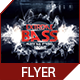 Extreme Bass Flyer - GraphicRiver Item for Sale