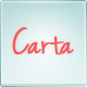 Carta - Responsive Email Template - ThemeForest Item for Sale