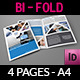 Company Brochure Bi-Fold Template Vol.3 - GraphicRiver Item for Sale
