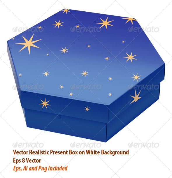 GraphicRiver Present Box 6171439