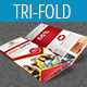 Multipurpose Business Tri-Fold Brochure Vol-15 - GraphicRiver Item for Sale