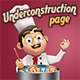 Chef Under Construction Theme - GraphicRiver Item for Sale