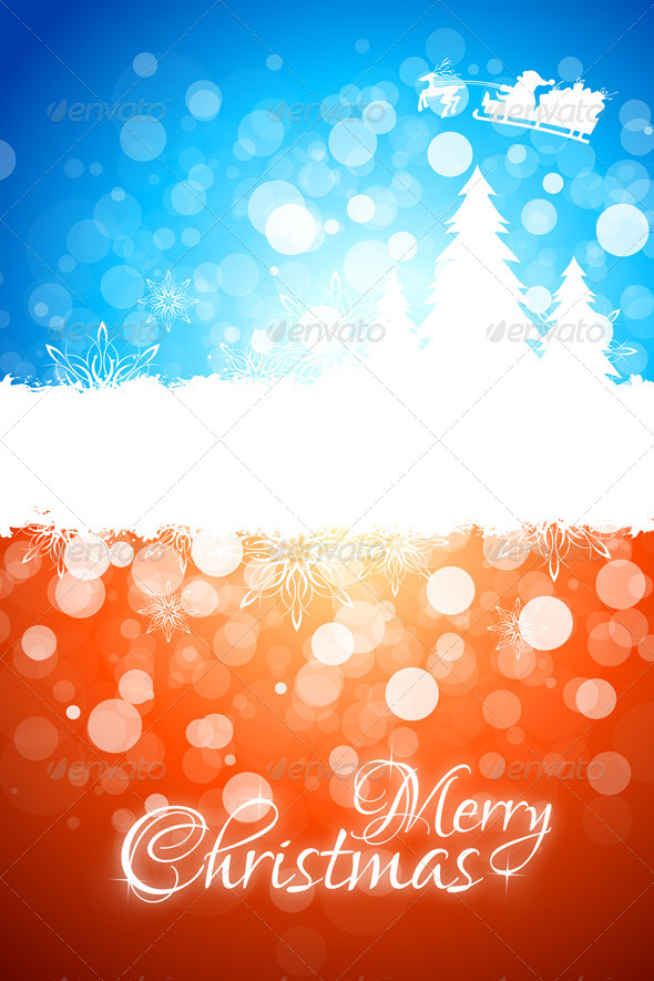 GraphicRiver Christmas Card 6173739