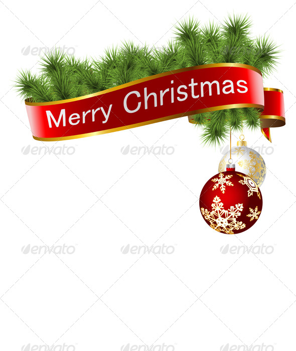 GraphicRiver Christmas Decorations 6177143