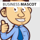 Business Male Mascot - GraphicRiver Item for Sale