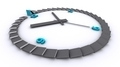 Book Dominoes Watch Light Blue 02 - PhotoDune Item for Sale