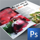 Magazine Template - Christmas Edition - GraphicRiver Item for Sale