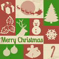 Christmas symbols - PhotoDune Item for Sale