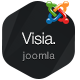 Visia - One Page Portfolio Joomla Template - ThemeForest Item for Sale