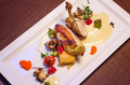 Grilled chicken with potatatoes and vegetables - PhotoDune Item for Sale