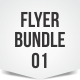 Flyer Bundle 01 (Photography Flyer) - GraphicRiver Item for Sale