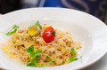 Pasta with quail eggs - PhotoDune Item for Sale