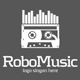 Robo Music Logo - GraphicRiver Item for Sale